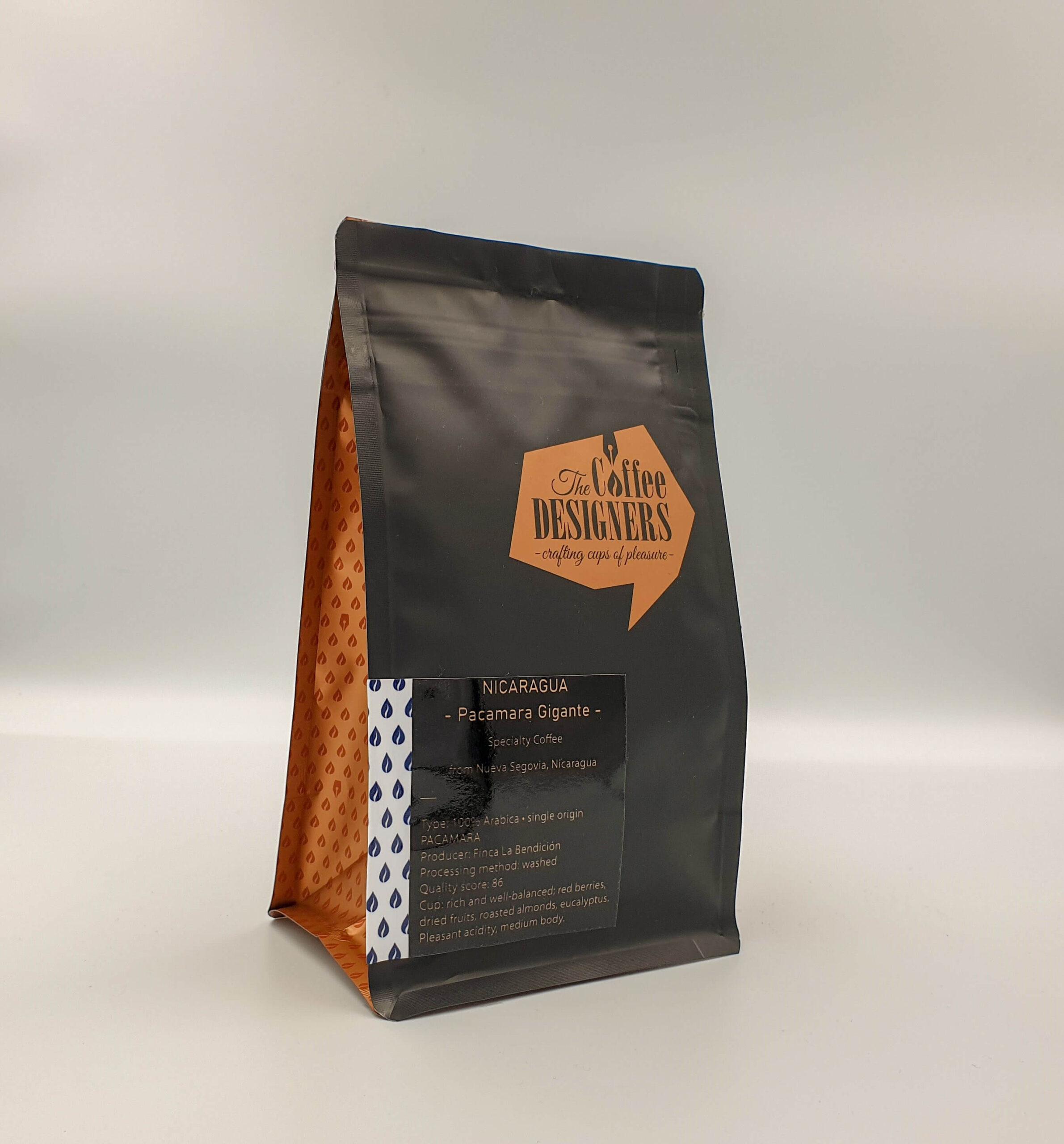 Cafea-de-specialitate_Nicaragua_Pacamara-Gigante_Coffee-Designers